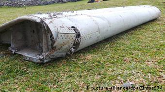 Wrackteil Malaysia Airlines Flug MH370