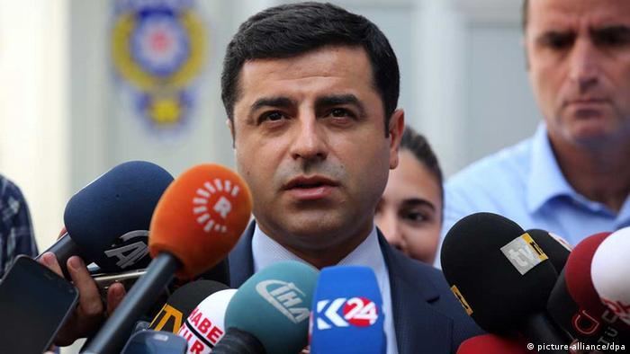 Türkei: Selahattin Demirtas, Chef der pro-kurdischen HDP