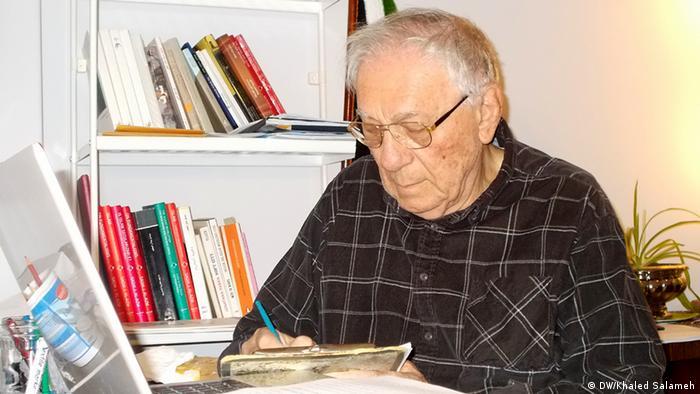 Deutschland Professor Sadik Al-Azm