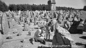 Deutschland Treblinka Gedenkstätte