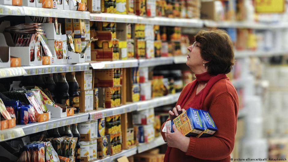Исследование: жители России тратят на еду практически треть заработной платы Свежие Новости Сегодня