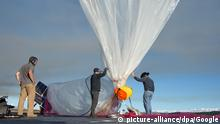 Google Loon Experiment