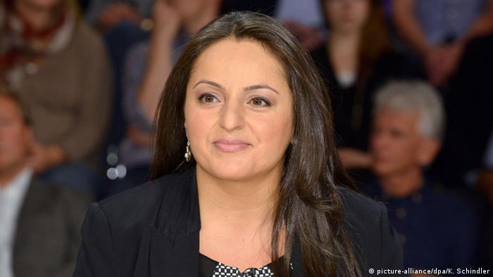 Sevim Dagdelen MdB Die Linke (picture-alliance/dpa/K. Schindler)