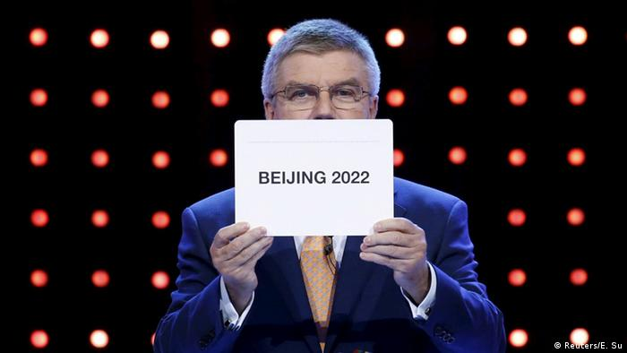 Kuala Lumpur Olympia 2020 Austragungsort Bekanntgabe Thomas Bach (Reuters/E. Su)