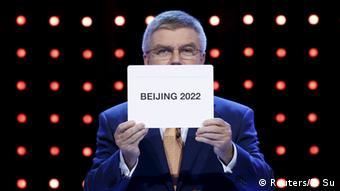 Kuala Lumpur Olympia 2020 Austragungsort Bekanntgabe Thomas Bach