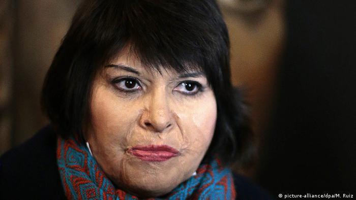 Chile Carmen Gloria Quintana