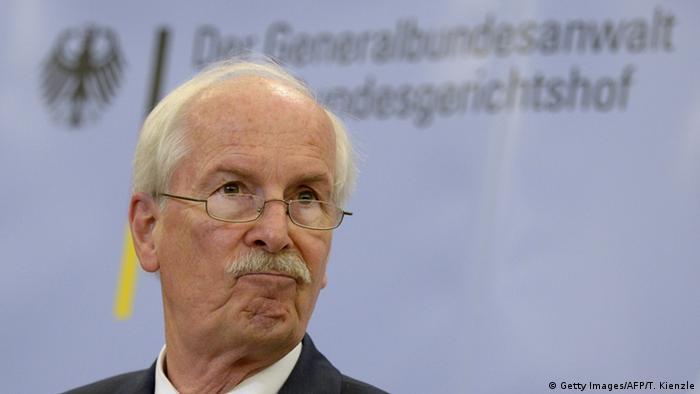 Prokurori i Përgjithshëm Federal, Harald Range