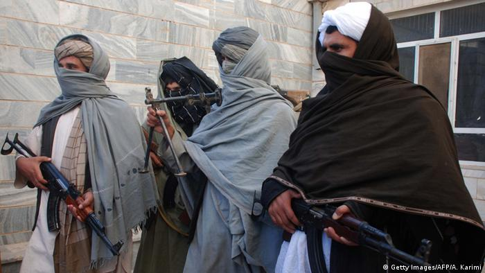Symbolbild Taliban (Getty Images/AFP/A. Karimi)