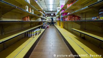 El crónico desabastecimiento es sólo uno de los grandes problemas que afligen a los venezolanos, independientemente de sus filiaciones políticas.