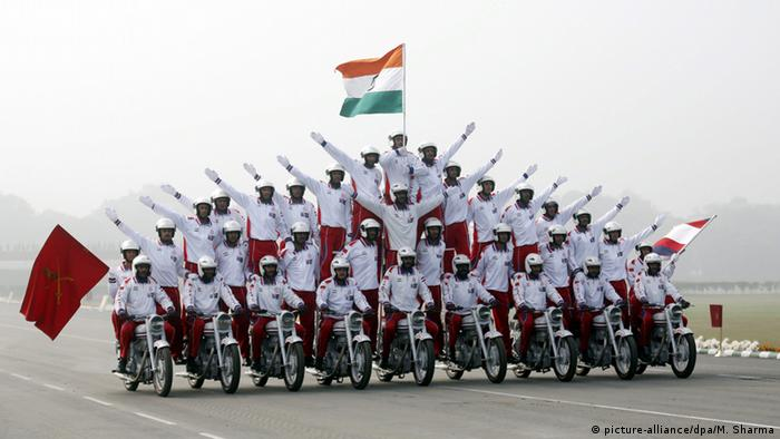 Indien Armee Gedenktag (picture-alliance/dpa/M. Sharma)