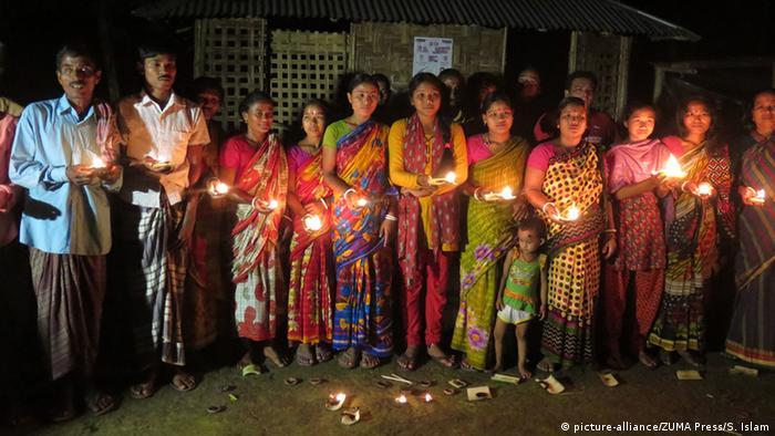 Bangladesch Indien Landtausch