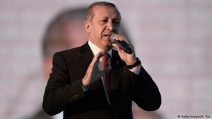 Recep Tayyip Erdogan - Foto: Gokhan Tan (Getty Images)