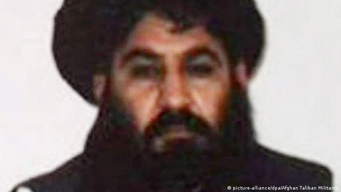 افغان طالبان کے رہنما ملا اختر منصور