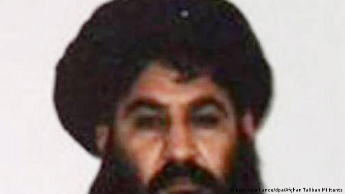 Taliban Chef Mullah Achtar Mansur (picture-alliance/dpa/Afghan Taliban Militants)