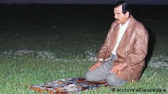 Irakkrieg 1991 Saddam Hussein