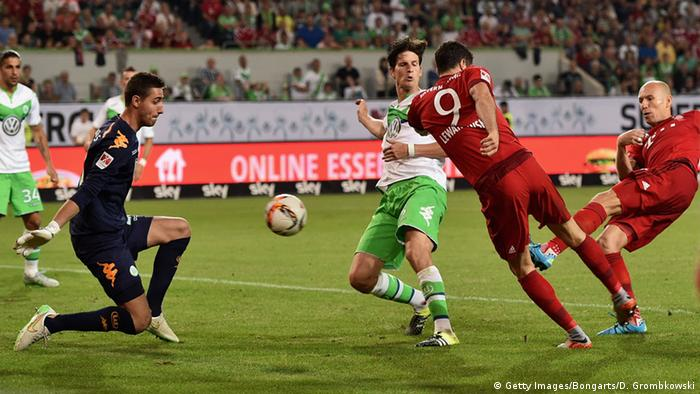 Bundesliga Action