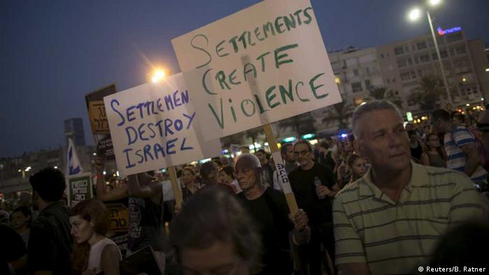 Israel Demonstration Tel Aviv