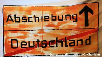 Symbolbild Abschiebung Deutschland