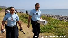 Wrackteil MH370