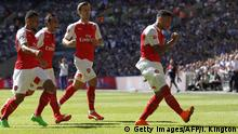 Fußball England Premier League FA Community Shield Arsenal - Chelsea