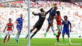 Fußball England Premier League FA Community Shield Arsenal - Chelsea (Reuters/D. Martinez)