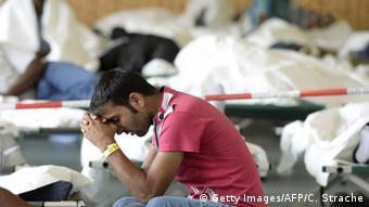 Deutschland Bayern Flüchtlinge