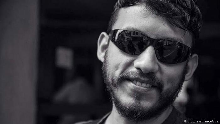 El reportero gráfico Rubén Espinosa, asesinado en la capital mexicana