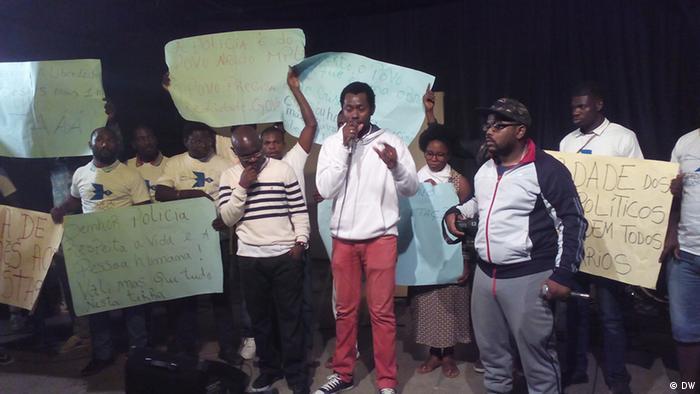 Angola Solidaritätskonzert (DW)