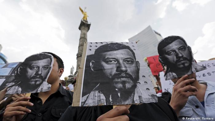 MEXICO: Detenido en M�xico otro implicado en crimen de periodista