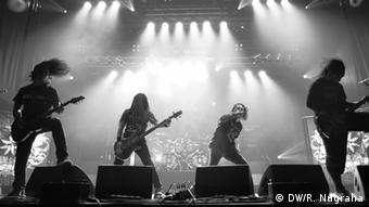 Burgerkill at Wacken Open Air 2015, Copyright: DW/R. Nugraha