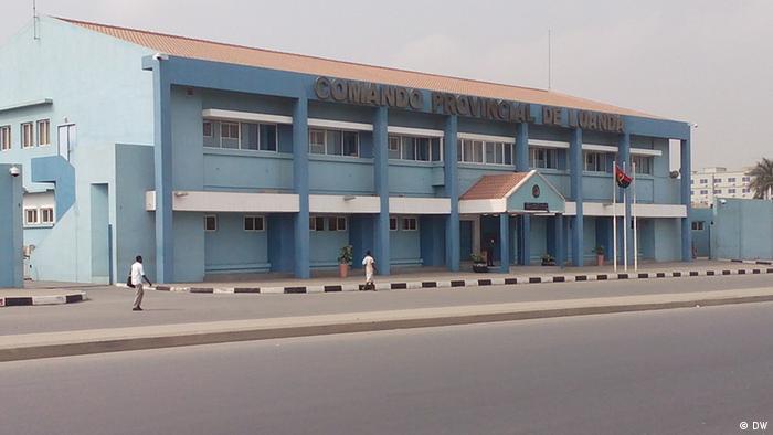 Comando Provincial de Luanda