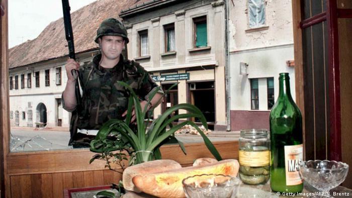 Kroatien Offensive Krajina