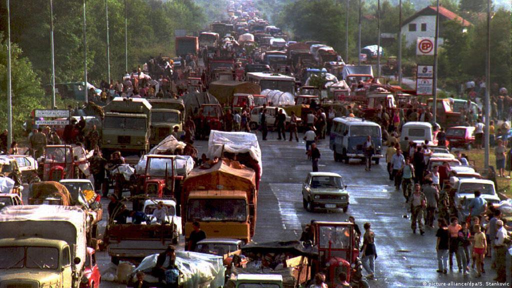 Oluja nad Krajinom   Politika   DW   05.08.2020
