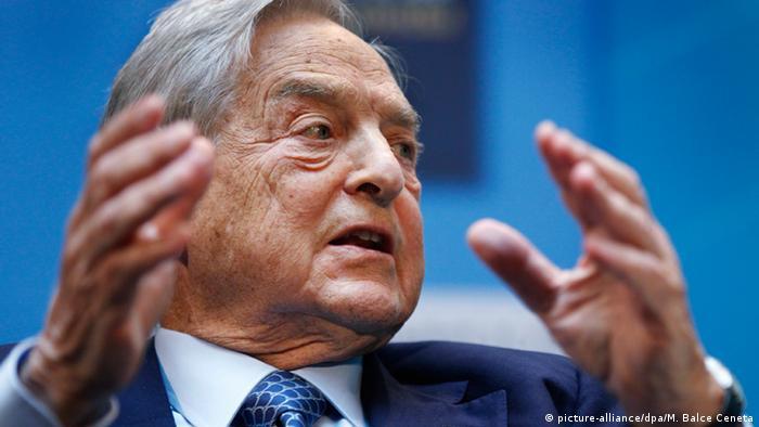 George Soros Stiftung