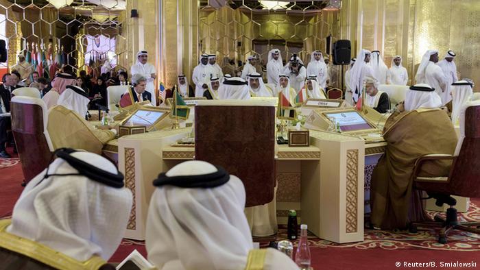 Зустріч голів МЗС Ради співробітництва арабських держав Перської затоки (архівне фото)