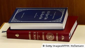 Celle Auftakt Prozess gegen zwei IS-Kämpfer aus Wolfsburg Koran