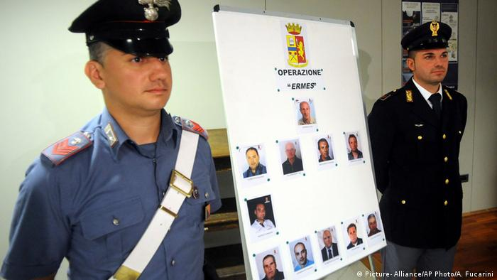 Mafia in Italy Today Italy Arrests Mafia Godfather