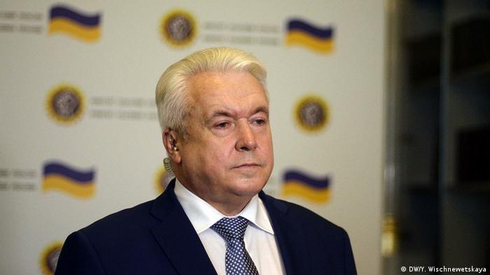 Володимир Олійник в Москві марить про повернення до влади в Києві