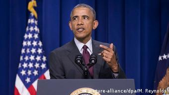Klimaziele US-Präsident Barack Obama