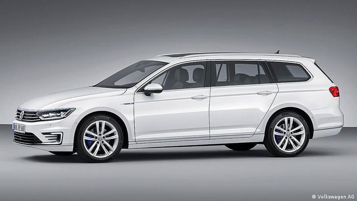 VW Passat GTE 2015 (Volkswagen AG)