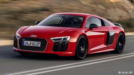 The 2015 Audi R8 V10