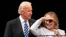 Joe Biden Hillary Rodham