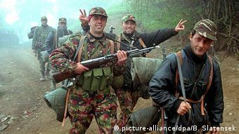 UCK-Kämpfer 1999 ARCHIV