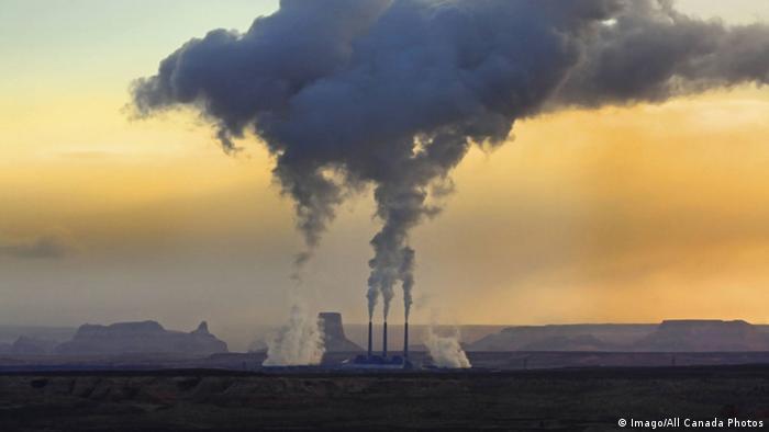 Coal mine in the USA