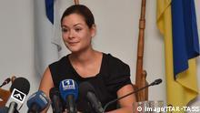 Ukraine Maria Gaidar