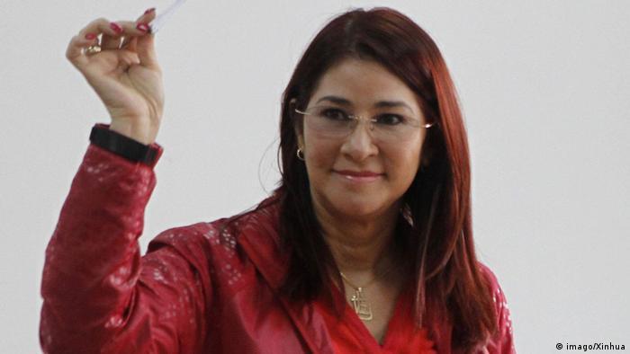 Venezuela Cilia Flores