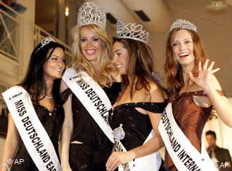 انتخاب دختر شایسته در سال ۲۰۰۶ در آلمان