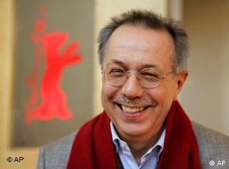 Festival director Dieter Kosslick