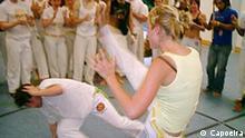 Capoeira in Deutschland Capoeira-Gruppe Pernas pro Ar Copyright Companhia Pernas pro Ar