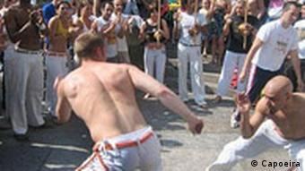 Capoeira in Deutschland